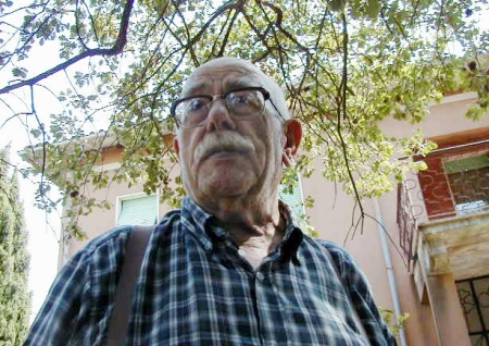 Maestro Turiddo Guerri, novantottenne