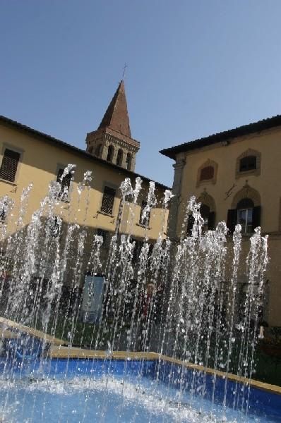 Fontana in Piazza di Berta