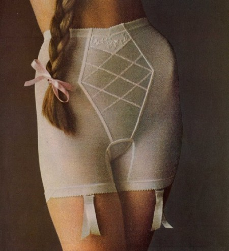 Girdle - ovvero cintura di castita' americana.