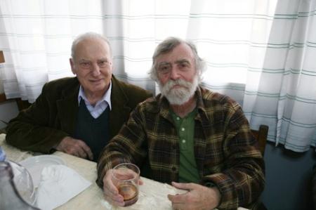 Tonino e Fausto, la sera che ha raccontato la storia
