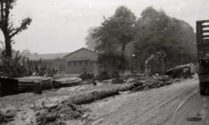 1966-11 Alluvione entrando a Firenze