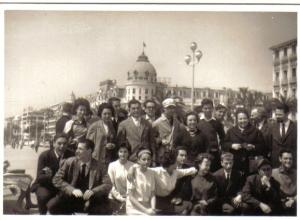 1962-04 i liceali del Borgo a Nizza