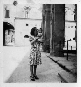 la mia prima sortita, 25 luglio 1941