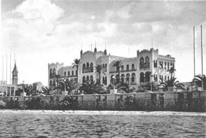 Tripoli, il Grand Hotel