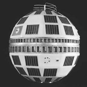 satellite Telstar