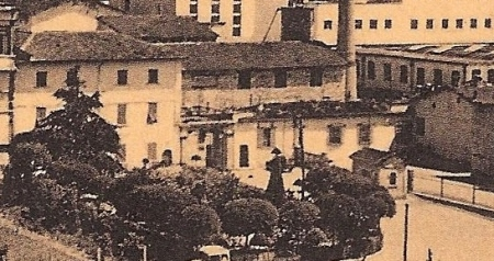 Buitoni, la vecchia portineria