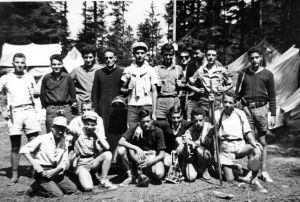 1959 Campeggio di Don Giacomo