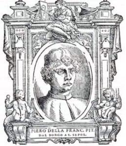 Piero ... del Borgo