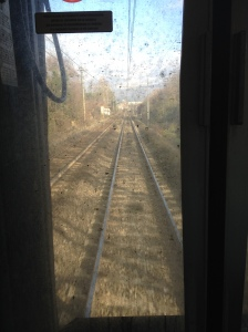 partendo d'Arezzo verso Roma