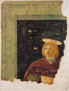 San Giuliano di Piero della Francesca, riscoperto nel 1954