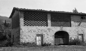 1978-09 Pieve vecchia, il seccatoio, oggi la Pizzeria Oroscopo di Mimmo l'egiziano
