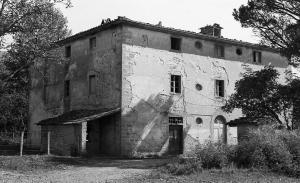 1978-09 facciata della Pieve Vecchia
