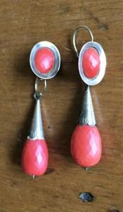 orecchini di Vittoria Laurenzi